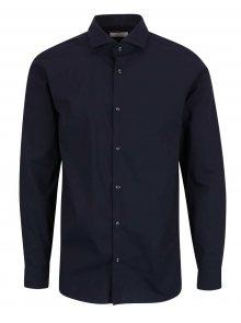 Tmavě modrá formální košile Jack & Jones Michael