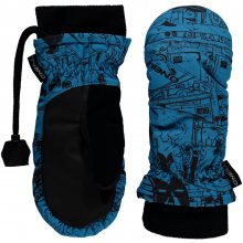 O\'Neill Bb All Mountain Mittens modrá M