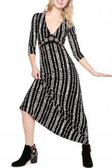 Desigual maxi šaty July  - XS