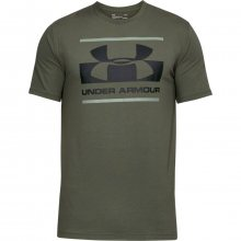 Under Armour Blocked Sportstyle Logo zelená L