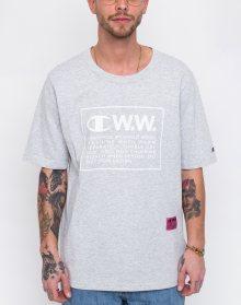 Champion Wood Wood Crewneck T-Shirt LOXGM S