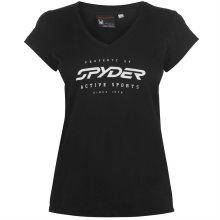 Dámské stylové tričko Spyder