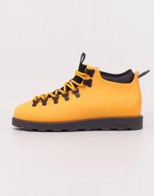 Native Fitzsimmons CityLite Alpine Yellow/ Onyx Black 41