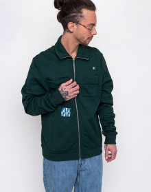Champion Wood Wood Full Zip Sweatshirt PNV L