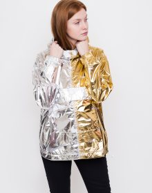 Nike NSW JKT Metallic Gold / Silver M