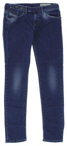 Jeans dětské Diesel   Modrá   Dívčí   10 let