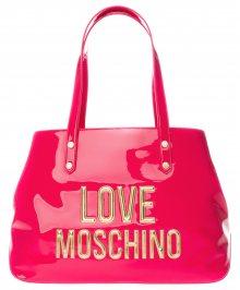 Kabelka Love Moschino | Růžová | Dámské | UNI