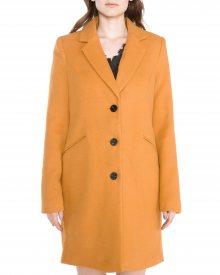 Cindy Kabát Vero Moda   Žlutá Oranžová   Dámské   M