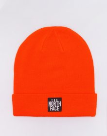 The North Face Dock Worker Beanie Persian Orange/ Fig