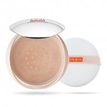 Pupa Neviditelný sypký pudr Like A Doll (Invisible Loose Powder) 9 g 004 Rosy Beige