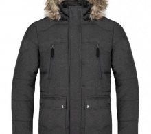 Pánská stylová zimní bunda Loap