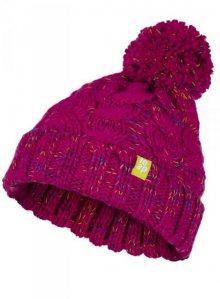 Dívčí zimní čepice Loap