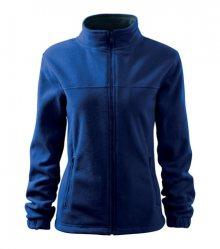 Dámská fleecová mikina Jacket - Královská modrá | XL