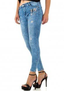 Dámské módní džíny