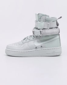 Nike SF Air Force 1 Light Silver/ Light Silver - Mica Green 37,5