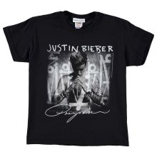 Chlapecké tričko Official Justin Bieber