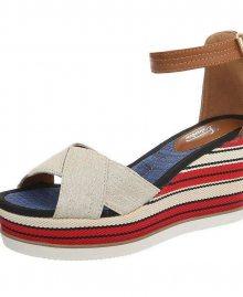 Dámské vysoké sandále