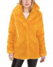 Boa Bella Kožich Vero Moda | Žlutá Oranžová | Dámské | M