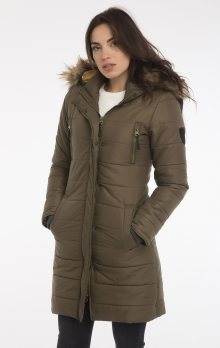 Paul Parker Dámský zimní kabát Pa2818659_KHAKI\n\n