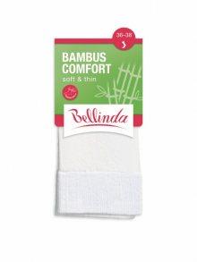Bellinda Dámské ponožky BAMBUS COMFORT SOCKS BE496862-920\n\n