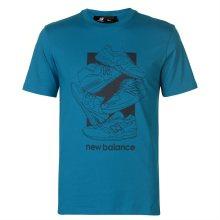 Pánské stylové tričko New Balance