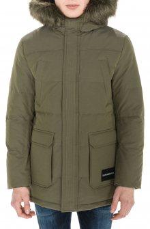 Kabát Calvin Klein | Zelená | Pánské | M