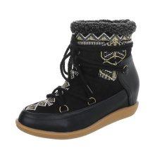 Dámské vysoké zimní boty