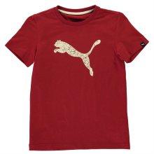 Chlapecké tričko Puma
