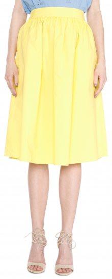 Ladina Sukně Vero Moda | Žlutá | Dámské | S