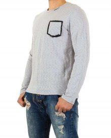 Pánské tričko s dlouhým rukávem Y.Two Jeans