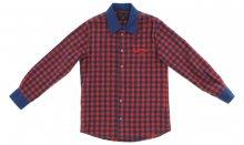 Košile dětská John Richmond | Modrá Červená | Chlapecké | 6 let