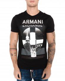 Triko Armani Exchange | Černá | Pánské | L