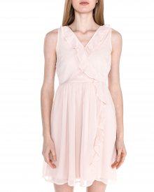 aa359380c383 Šaty barva světle růžová