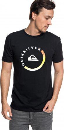 Quiksilver Pánské tričko_černá\n\n