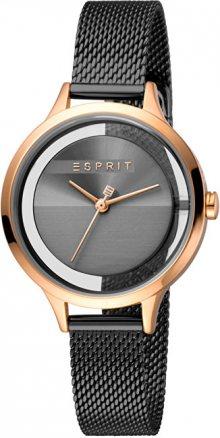 Esprit Lucid Black RG Mesh ES1L088M0065