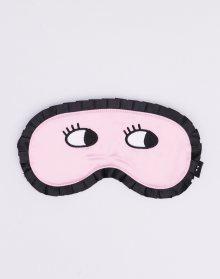 Lazy Oaf Eyes Wide Shut Mask Pink