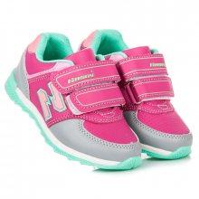 HASBY Dětská sportovní obuv 2210G-F