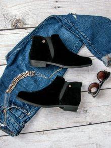 CNB Dámské kotníkové boty A24B