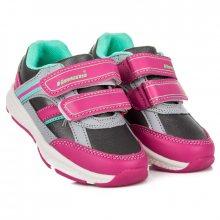 HASBY Dětská sportovní obuv 2209F-G