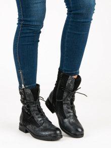 KAYLA Dámské kotníkové boty S115B