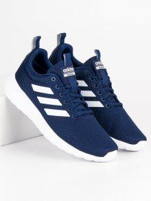 Lehké sportovní modré pánské tenisky od značky Adidas