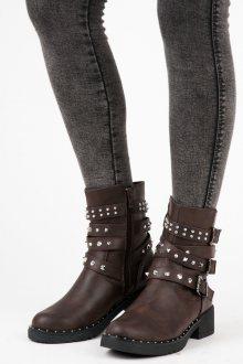 CINK ME Dámské kotníkové boty H2028-6BR