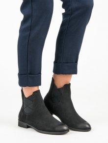 VINCEZA Dámské kotníkové boty HX19-16061B
