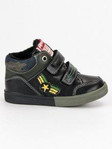 AMERICAN CLUB Dětská kotníčková obuv G-C16131B-B