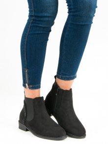 CNB Dámské kotníkové boty 668-8B