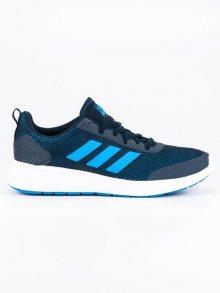 Pánské modré tenisky značky Adidas