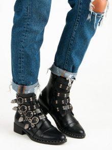 SEASTAR Dámské kotníkové boty NC231B