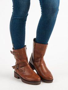 CNB Dámské kotníkové boty 9901C