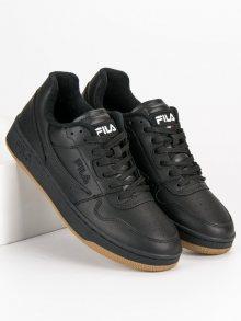 Sportovní černé pánské tenisky od značky Fila