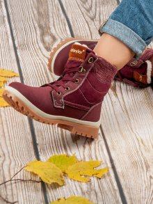 McKeylor Dámské kotníkové boty PMS19-14003R